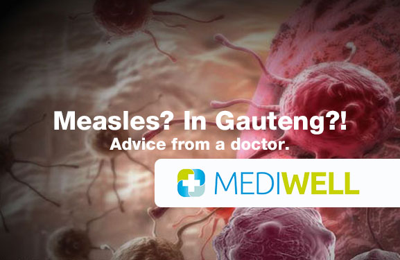 Why is the Measles outbreak in Gauteng such big news?