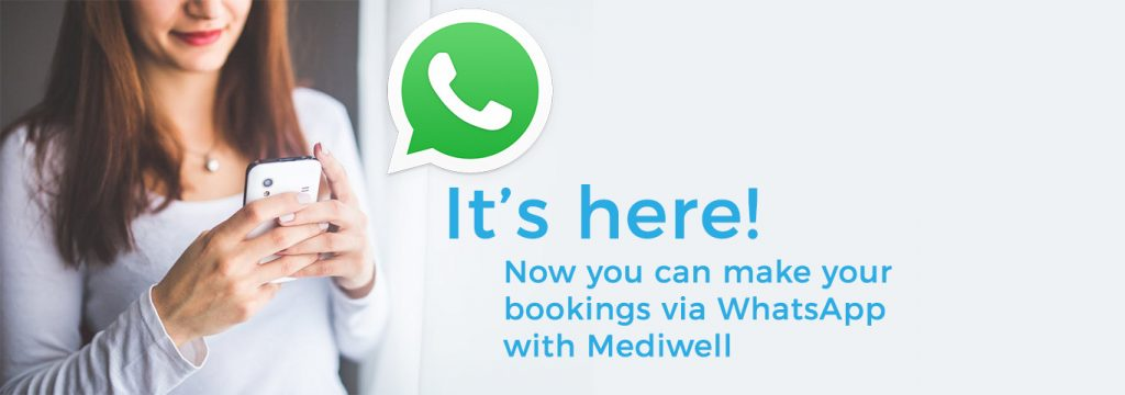 Mediwell Medical Centre embraces technology with WhatsApp