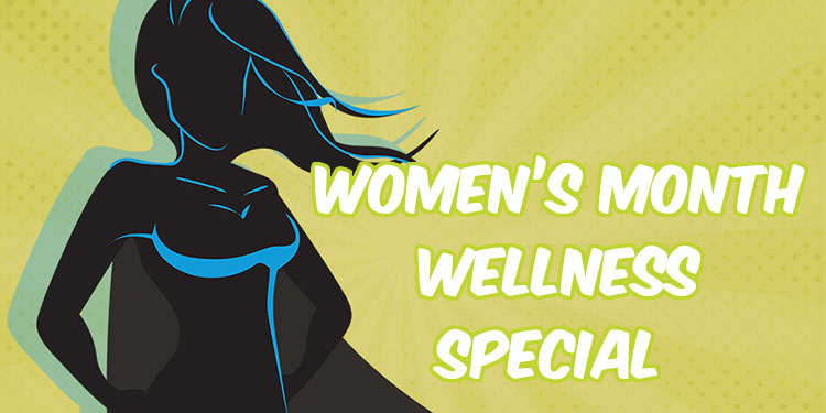 Mediwell's Women's Month Wellness Special for August