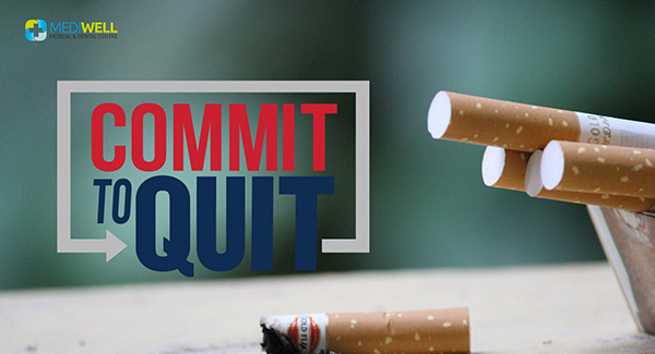Commit to Quit during Anti-Tobacco Campaign Month